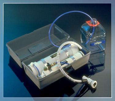 מערכת אוסמוזה הפוכה ניידת